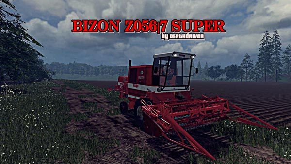 Bizon Super Z056 7