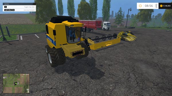 New Holland 5090