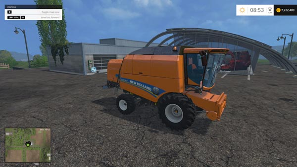 NewHolland TC5.90