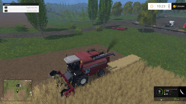 Palesse GS12 Combine