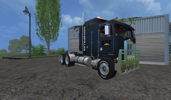 CAT Kenworth and Trailers Black Edition
