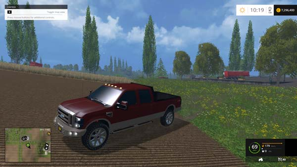 Ford F250 King Ranch