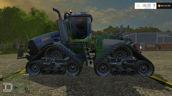 Case IH 620 Quadtrac