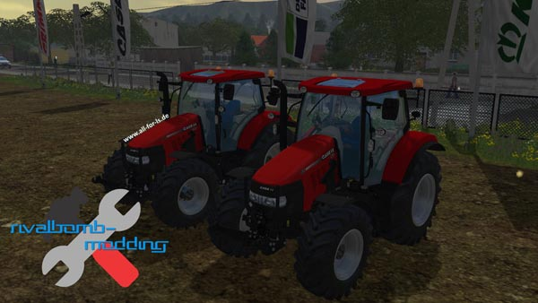 Case IH JXU 85 and 115