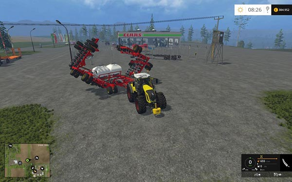 Bourgault AD22