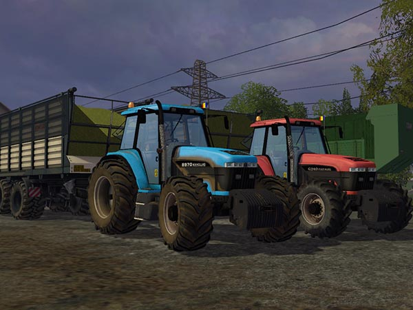 New Holland 8970 G240