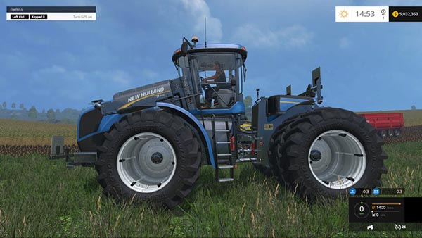 New Holland T9.560 Duel Wheel