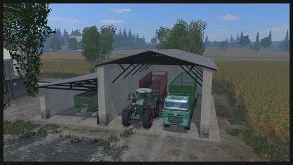 Shed v 1.0 Placeable