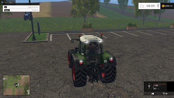 Fendt 930 Vario TMS Beta