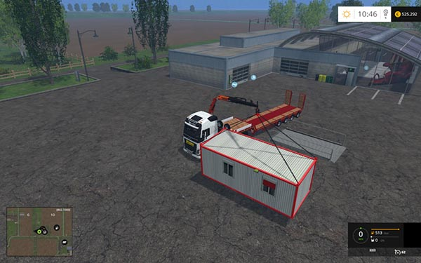 Lifting and Transport Funmod