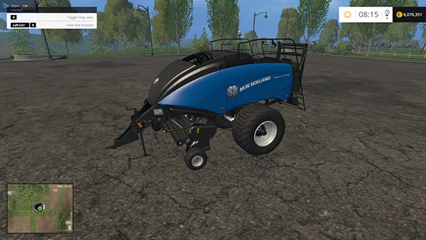 New Holland BB 1290S