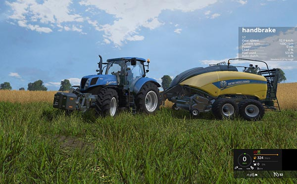 New Holland Bundle