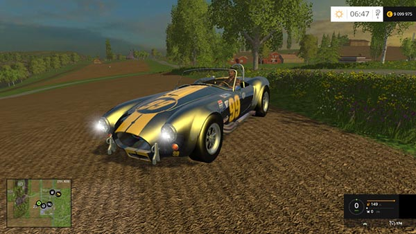 Ac 427 Shelby Cobra