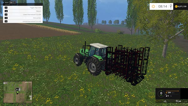 Agro Lift AUPH
