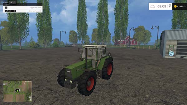 Fendt Favorit 611 FL
