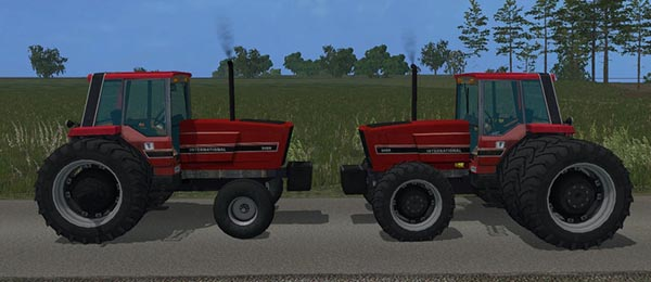 International Harvester 5488