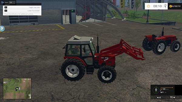 Zetor 7045 and 6945 PACK