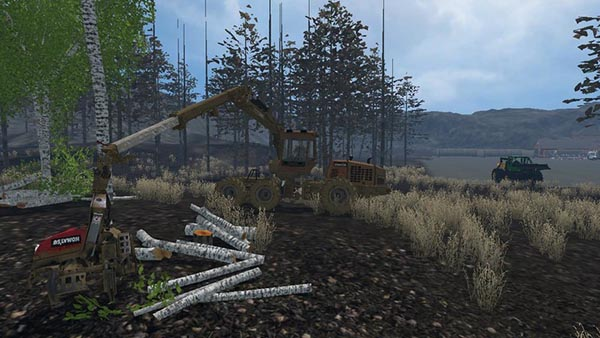 Birch cases without Harvester v 1.0