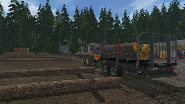 Brantner Timber Autoload