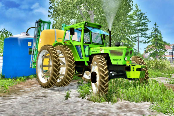 DEUTZ D13006A Row crop v1.0