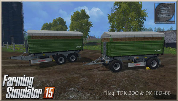 FLIEGL TRAILER SET 2