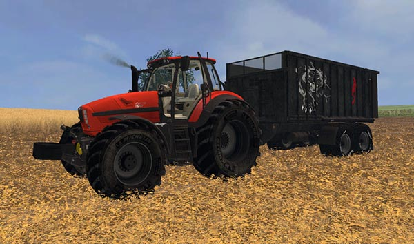 Fliegl TMK 266 Black Panther Edition