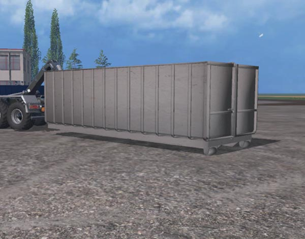 IT Runner Container
