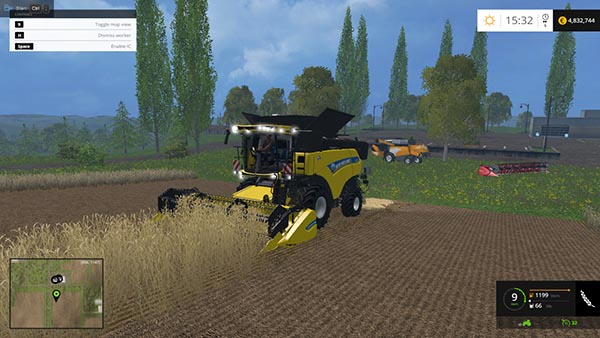 New Holland CR9.90 40 Years Edition v 1.1