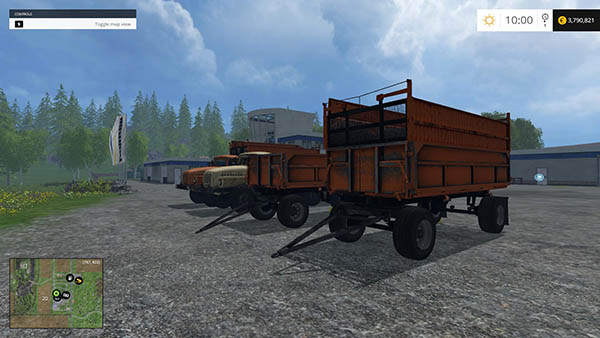 URAL Farmer Pack