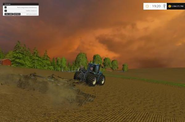 NEW HOLLAND T9.565 V 1.0