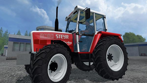 Steyr weights Pack