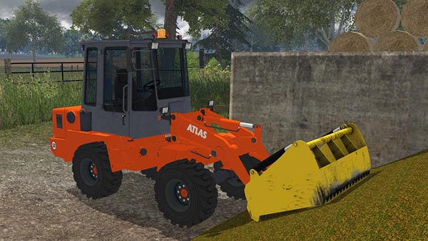 Atlas 35 Loader