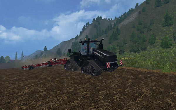 Case IH Quadtrac 620 Super Charger