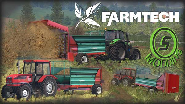Farmtech Minifex 500 And 550