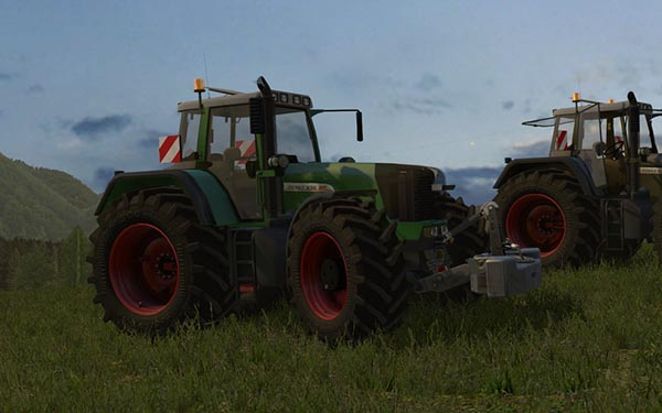 Fendt 930 TMS Pack