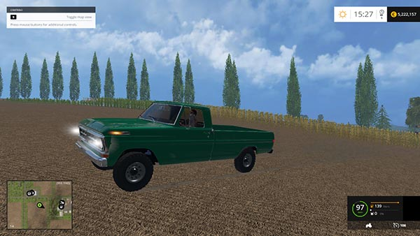 Ford F100 4X4 1970