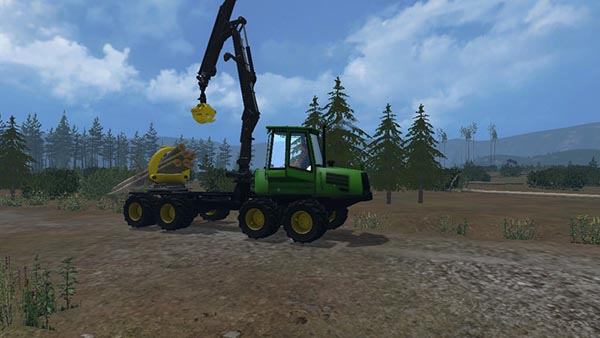 Forwarder Pack