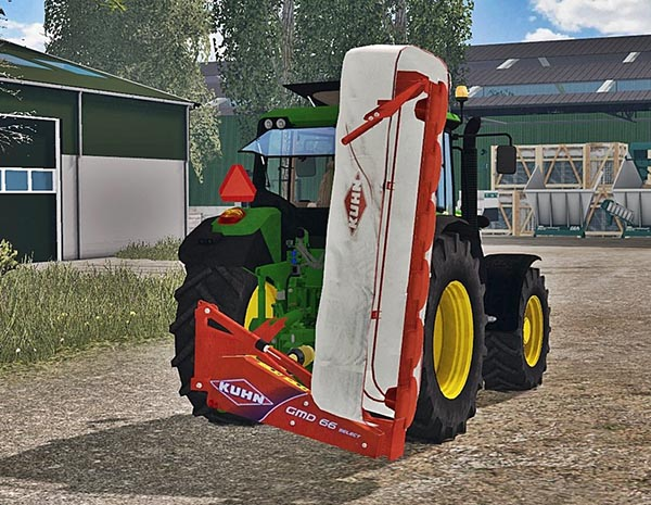 Kuhn GMD 66 Washable