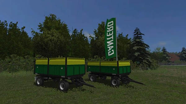 Cantero Tippers Pack