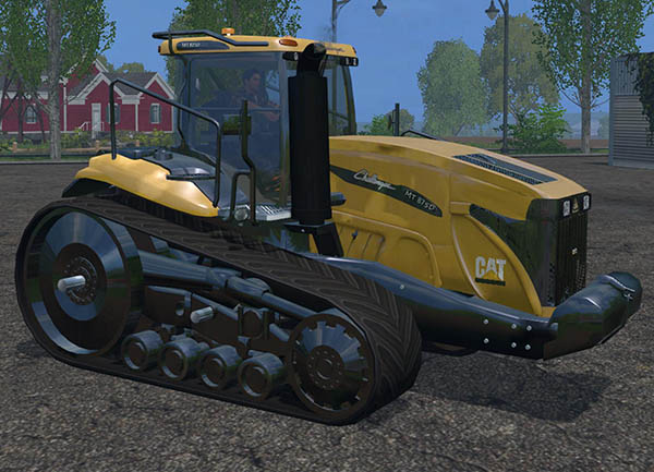 Cat Challenger MT875D v2.1