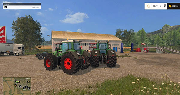 Fendt 936 Vario Special Pack