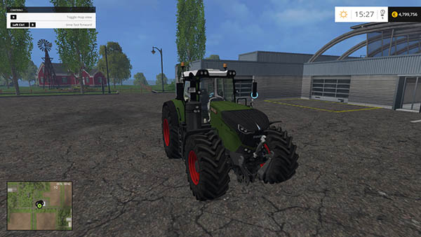 Fendt Vario 1050 Washable