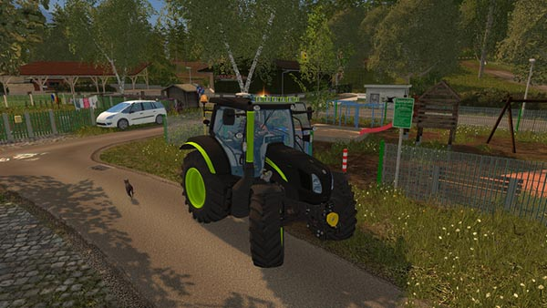 New Holland T6 GoEdition