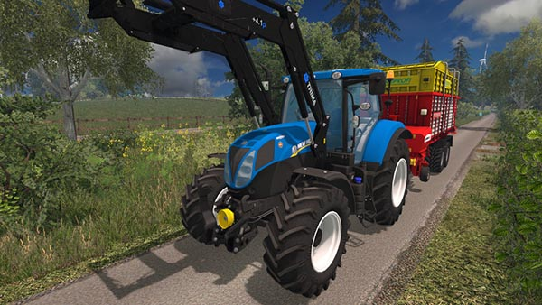 New Holland T7 Set