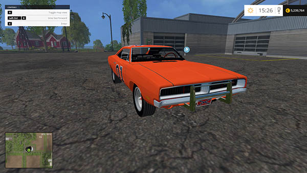 The General Lee Edited Wolf Edition