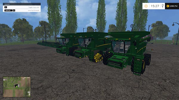 JOHN DEERE 690 PACK WASH v2.0