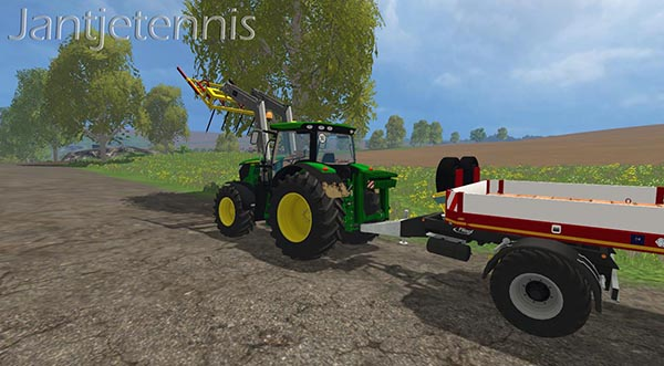 John Deere weight v1.0