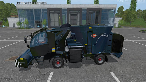 Kuhn SPV Confort 14 6 Pack By Eagle355th v1.0