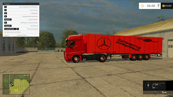 Mercedes MP4 Tuning