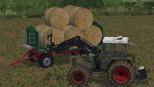 AGROGEP AP2013 AND STETZL 18T
